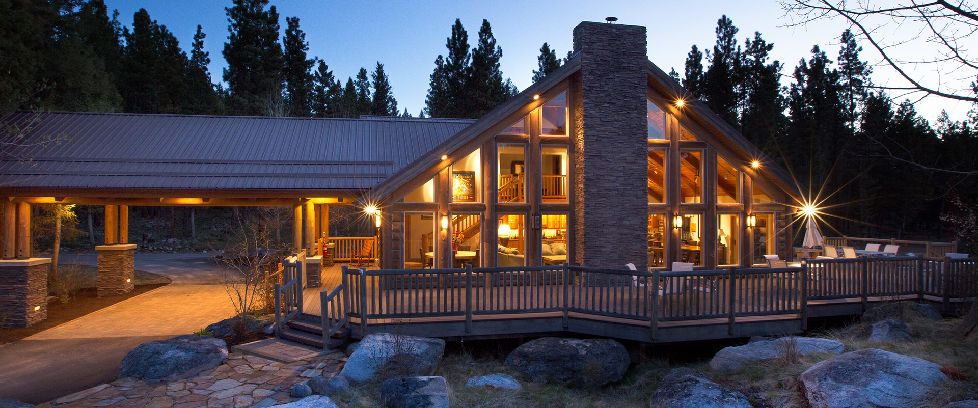 three bedroom luxury triple creek ranch